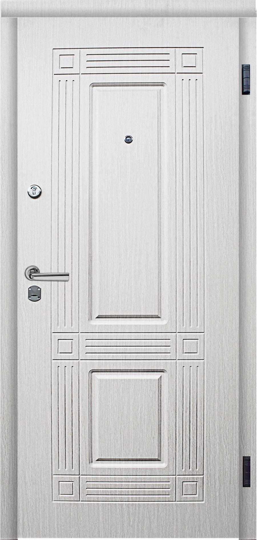 двери металлические входные светлые