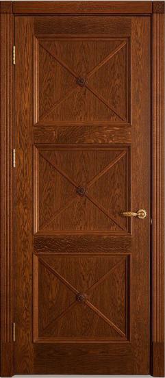 Двери Адант глухие в дубе