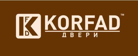 Двери корфад-логотип