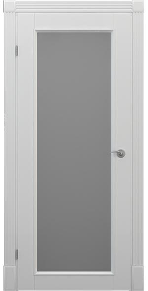 Двери серии Прованс Флоренсия под стекло