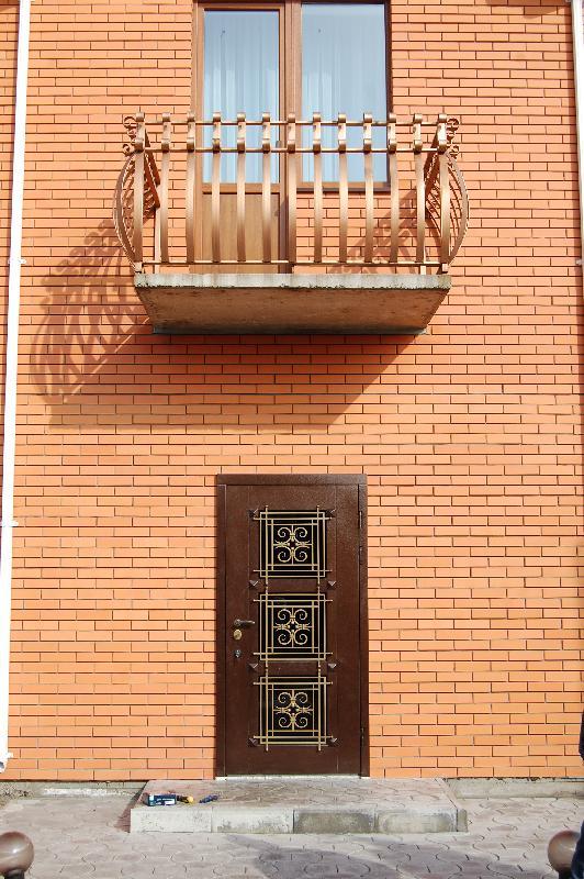 Премьер мс-010-лучшие уличные двери для дома