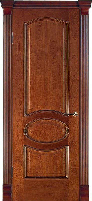 шпон на входную дверь