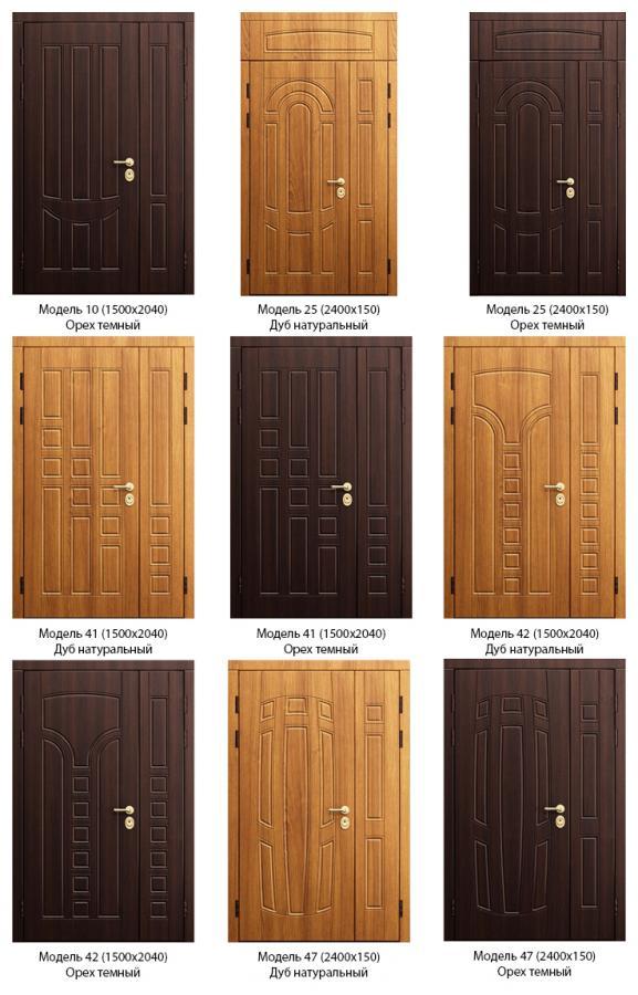 Накладка входной двери