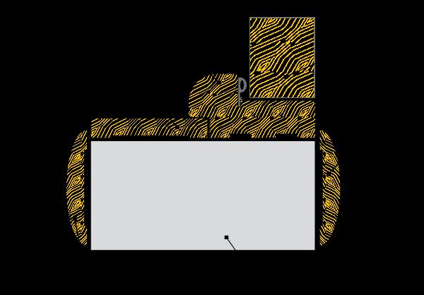 Коробочный брус Омис в сборе