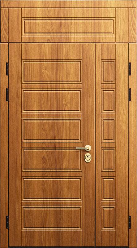 стальные двери шириной 1500