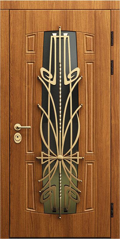 стальные двери со стеклом купить в москве
