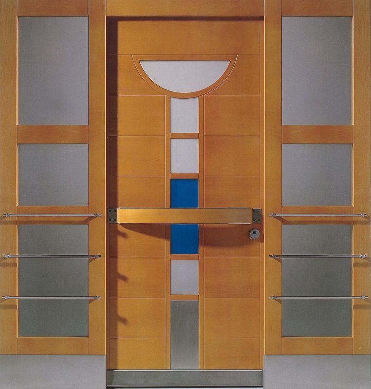 Двери бронированные входные в дом