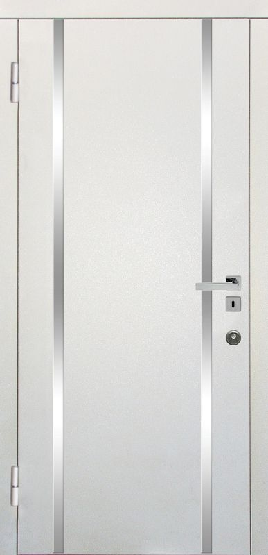 стальные белее входные двери цена
