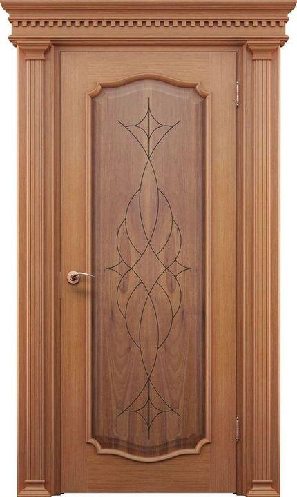 шпонированная вторая входная дверь в квартиру цена